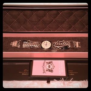 Juicy Couture Chain Link Watch